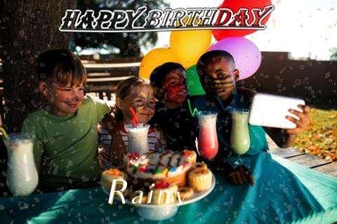 Rainy Cakes