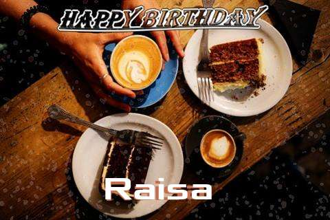 Happy Birthday to You Raisa