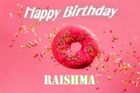 Happy Birthday Cake for Raishma