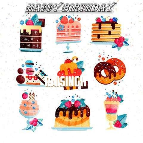 Happy Birthday to You Raisingh