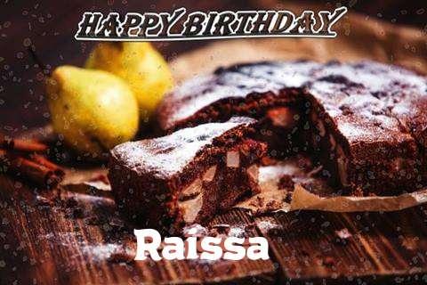 Happy Birthday to You Raissa