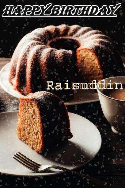 Happy Birthday Raisuddin