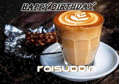 Happy Birthday to You Raisuddin