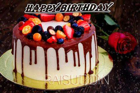 Wish Raisuddin