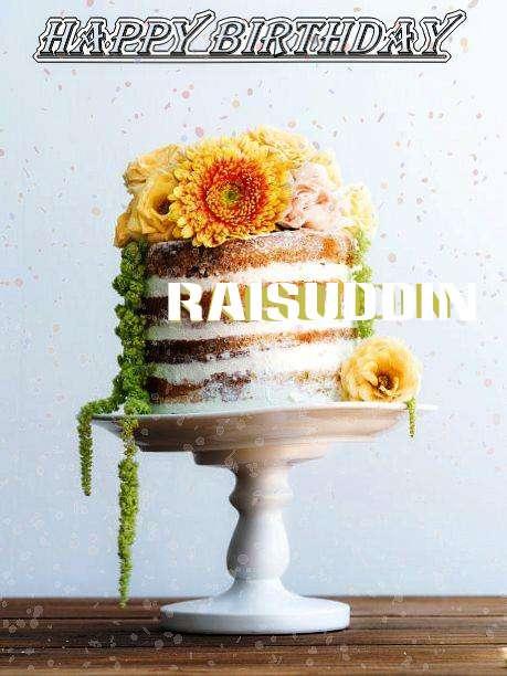 Raisuddin Cakes