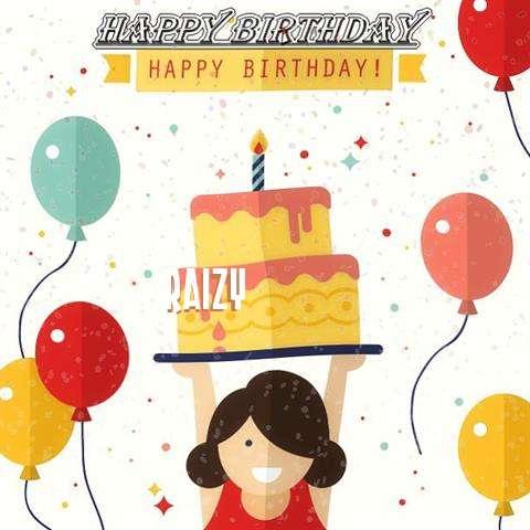 Happy Birthday Raizy