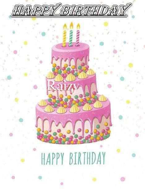 Happy Birthday Wishes for Raizy