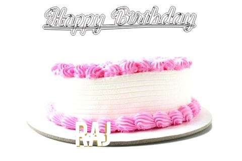 Happy Birthday Wishes for Raj
