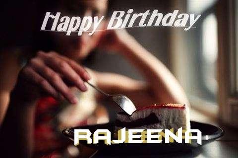 Happy Birthday Wishes for Rajeena