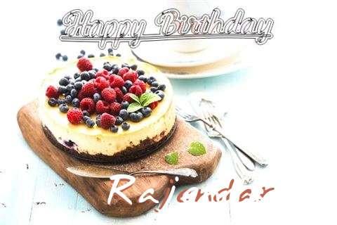 Happy Birthday Rajendar