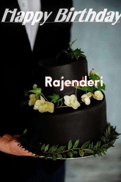 Rajenderi Birthday Celebration