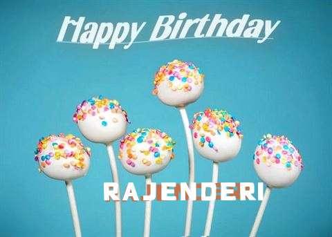Wish Rajenderi
