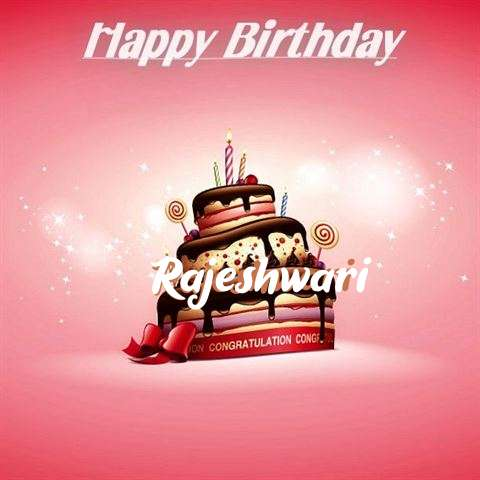 Birthday Images for Rajeshwari
