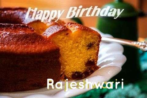 Happy Birthday Wishes for Rajeshwari