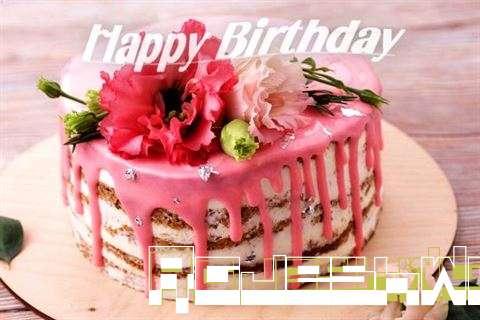 Happy Birthday Cake for Rajeshwari