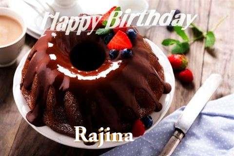 Happy Birthday Rajina