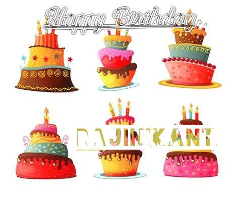 Happy Birthday to You Rajinikanth
