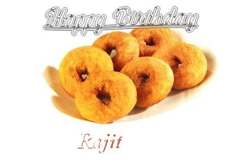 Happy Birthday Rajit