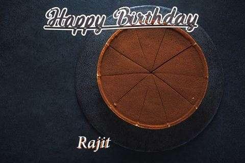 Happy Birthday to You Rajit
