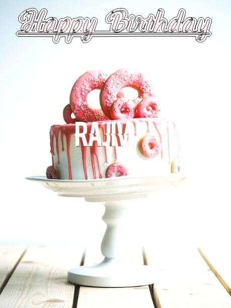 Rajiv Birthday Celebration