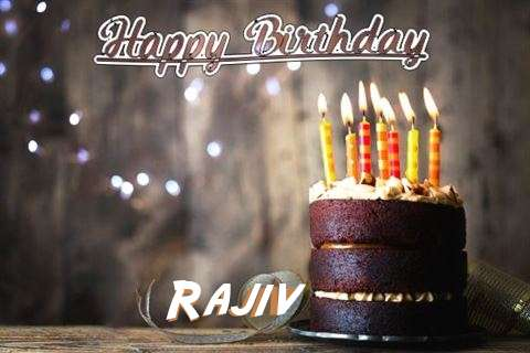 Rajiv Cakes