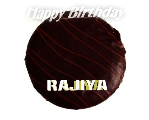 Birthday Wishes with Images of Rajiya