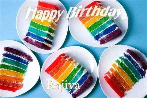 Birthday Images for Rajiya