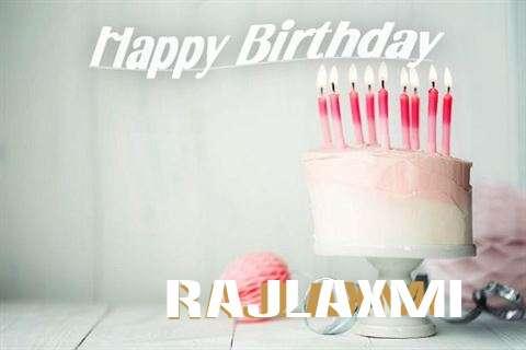 Happy Birthday Rajlaxmi Cake Image