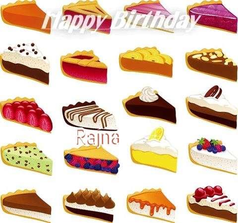Rajna Birthday Celebration
