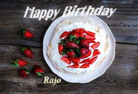 Happy Birthday to You Rajo
