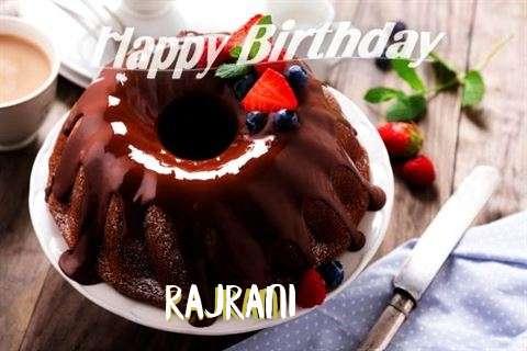 Happy Birthday Rajrani
