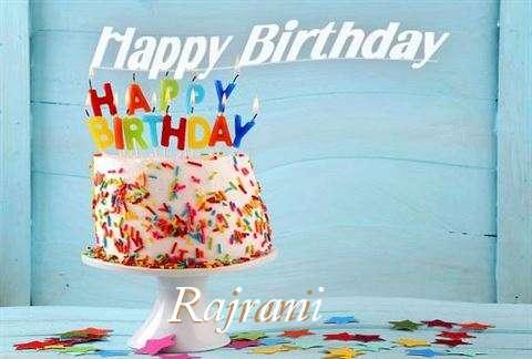 Birthday Images for Rajrani