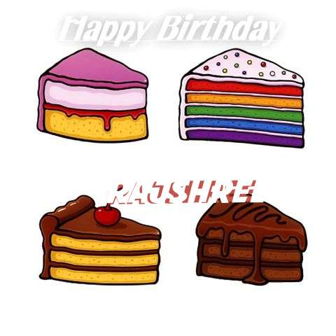 Happy Birthday Rajshree