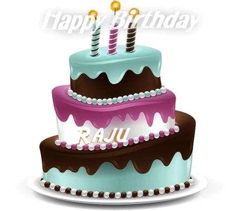 Happy Birthday to You Raju