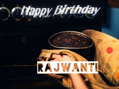 Happy Birthday Cake for Rajwanti