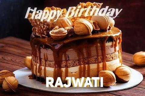 Happy Birthday Wishes for Rajwati