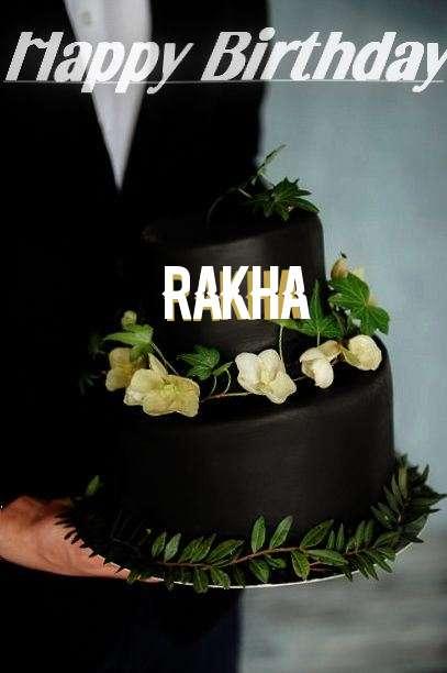 Rakha Birthday Celebration
