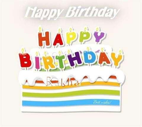 Happy Birthday Wishes for Rakha