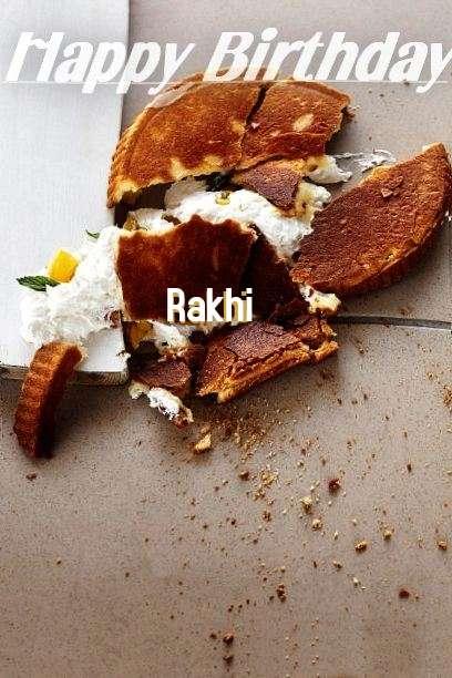 Birthday Wishes with Images of Rakhi