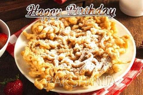 Happy Birthday Rakshanda Cake Image