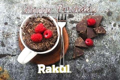 Happy Birthday Wishes for Rakul