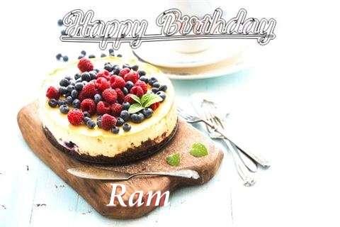 Happy Birthday Ram