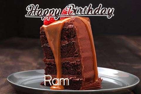 Ram Cakes
