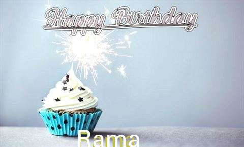 Happy Birthday to You Rama