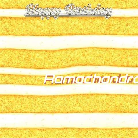 Ramachandran Birthday Celebration