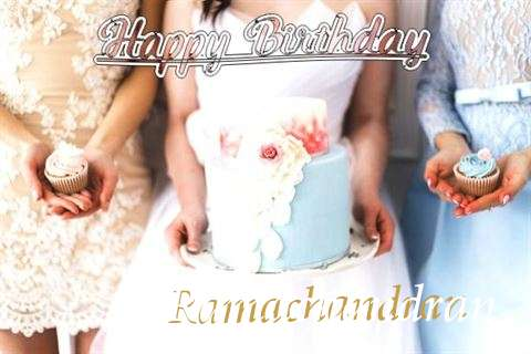 Ramachandran Cakes