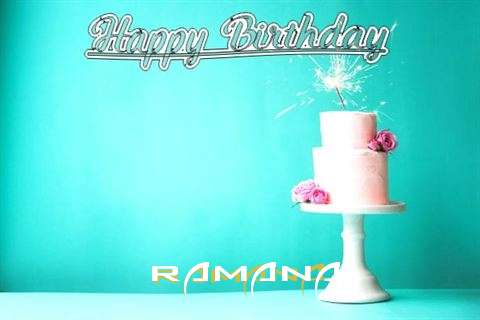 Wish Ramana