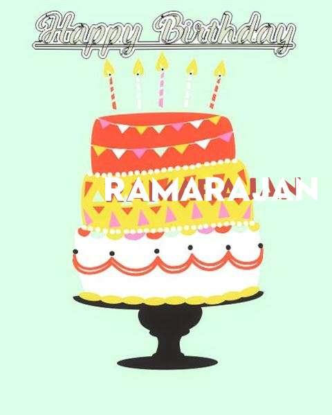 Happy Birthday Ramarajan Cake Image