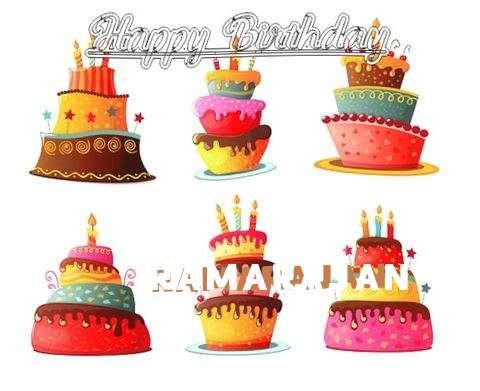 Happy Birthday to You Ramarajan