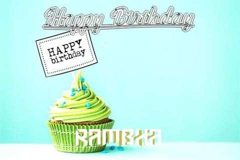 Happy Birthday to You Rambha